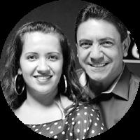 Carol e Osvaldo Bueno